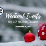 Weekend Events for Kids {December 8-10}