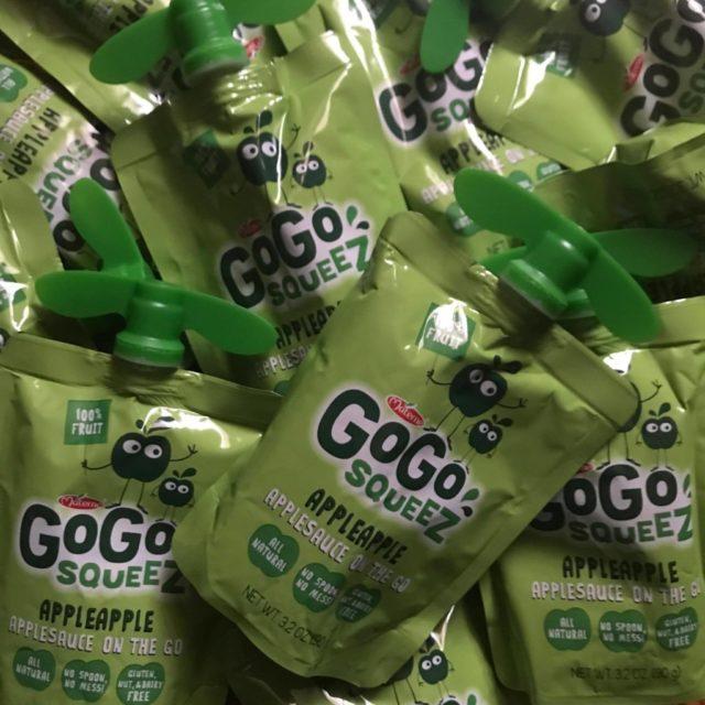 gogo squeeze pouches