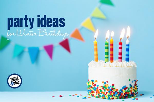 Party Ideas for Winter Birthdays | Columbia SC Moms Blog
