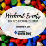 Weekend Events for Kids {January 12-14}