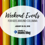 Weekend Events for Kids {January 26-28}
