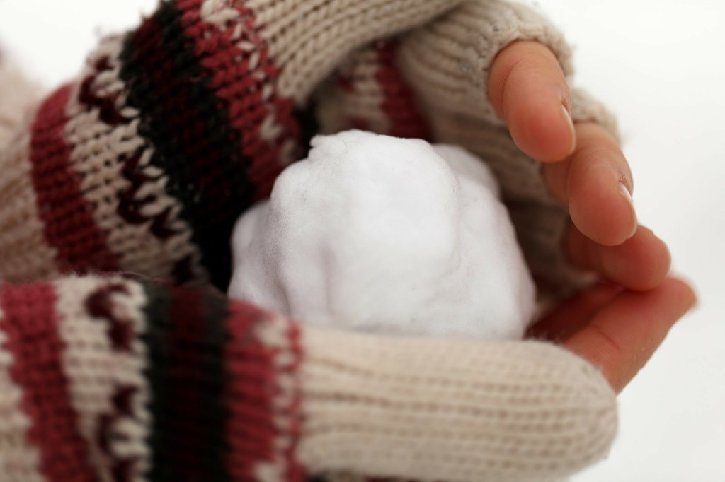 When the Snow Never Arrives :: Easy DIY Play Snow Recipes   Columbia SC Moms Blog