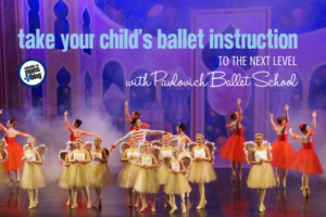 Take Your Child's Ballet Instruction to the Next Level with Pavlovich Ballet School | Columbia SC Moms Blog