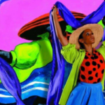 Gullah Paintings Brought to Life :: Off the Wall and Onto the Stage: Dancing the Art of Jonathan Green