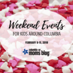Weekend Events for Kids {February 9-11}