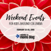 Weekend Events for Kids {March 2-4} | Columbia SC Moms Blog