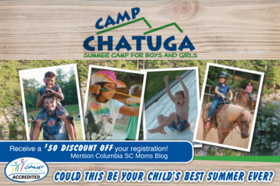Camp Chatuga Overnight Summer Camp | Columbia SC Moms Blog