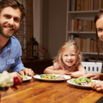 Dinnertime Difficulties :: Benefits of Pushing Mealtime Back