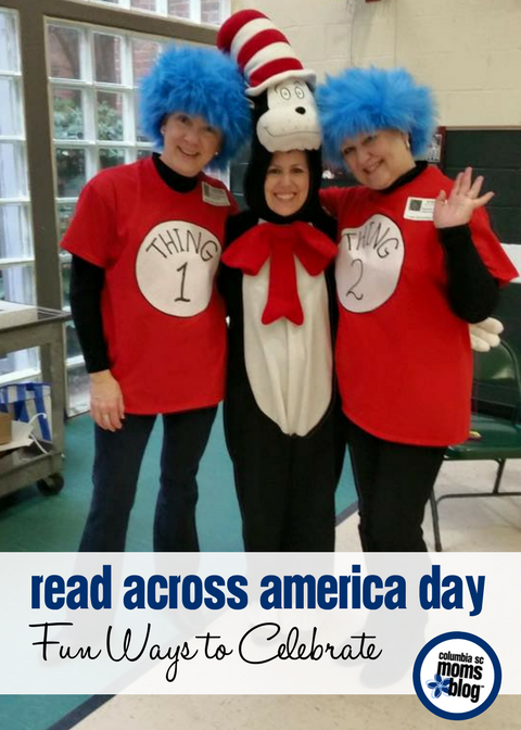 Read Across America Day - Fun Ways to Celebrate | Columbia SC Moms Blog