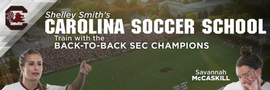 USC Summer Soccer Camp | Columbia SC Moms Blog