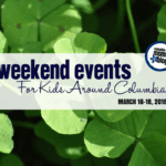 Weekend Events for Kids {March 16-18}