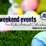 Weekend Events for Kids {March 23-25}