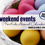 Weekend Events for Kids {March 30-April 1}