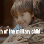 Celebrating the Month of the Military Child