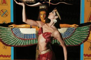 cleopatra- Columbia City Ballet - Columbia SC Moms Blog