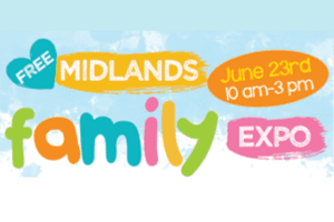 Midlands Kids Expo Featured Image June 2018