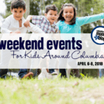 Weekend Events for Kids {April 6-8}