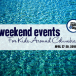 Weekend Events for Kids {April 27-29}