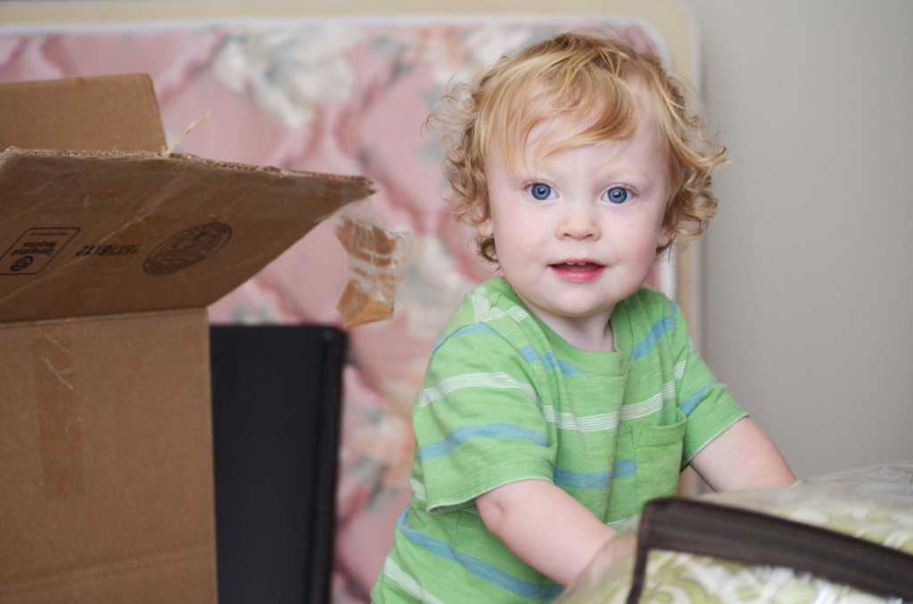 Moving with Children: A Beautiful, Chaotic Mess