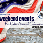 Memorial Day Weekend Events for Kids {May 25-28}