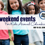 Weekend Events for Kids {May 18-20}