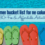 Summer Bucket List for NE Columbia :: 30+ Free & Affordable Activities
