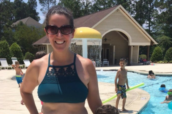 "The Day I Said Goodbye to the ""Mom"" Bathing Suit 