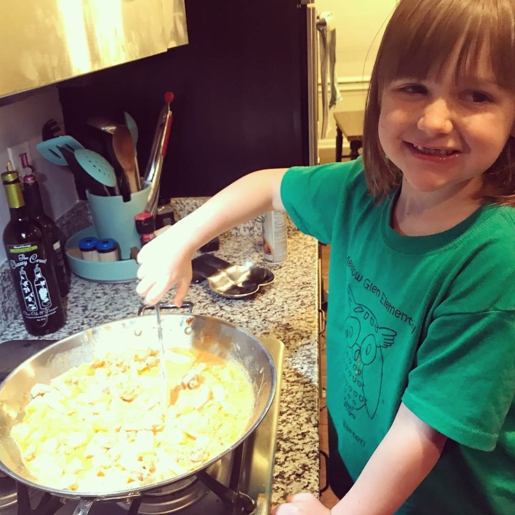 Kids in the Kitchen :: A Recipe for Success in 7 Easy Steps | Columbia SC Moms Blog