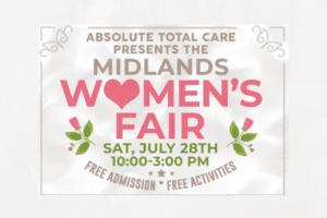 midlands Women's Fair Featured Graphic 2018