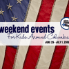 weekend events for kids around columbia - June 30-July1, 2018