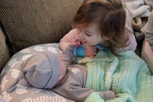 A Love Letter to Our First Born | Columbia SC Moms Blog
