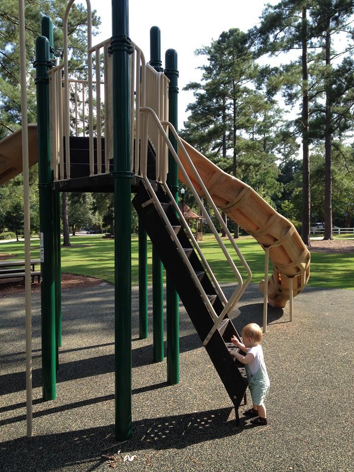 Five Padded Playground Spots Around Columbia