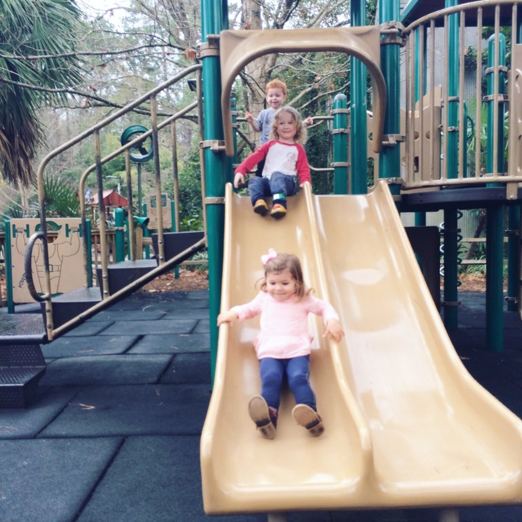 Five Padded Playground Spots Around Columbia