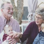 How to Care for an Aging Parent While Parenting