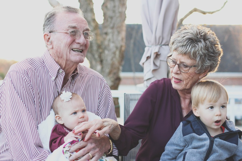 How to Care for an Aging Parent While Parenting | Columbia SC Moms Blog