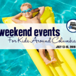 Weekend Events for Kids {July 13-15}