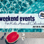 Weekend Events for Kids {July 20-22}