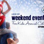 Labor Day Weekend Events for Kids {Sept. 1-4}