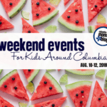 Weekend Events for Kids {Aug. 10-12}