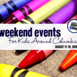 Weekend Events for Kids {Aug. 17-19}