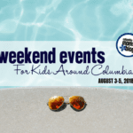 Weekend Events for Kids {Aug. 3-5}
