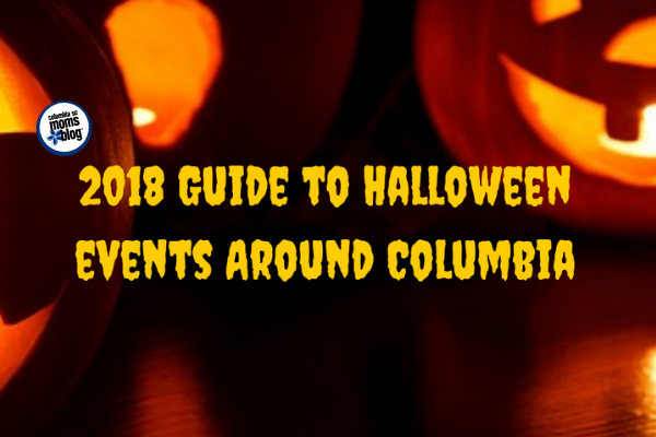 2018 Guide to Halloween Events Around Columbia - Columbia SC Moms Blog