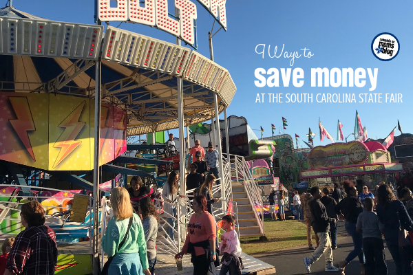 9 Ways to Save Money at the South Carolina State Fair - Columbia SC Moms Blog