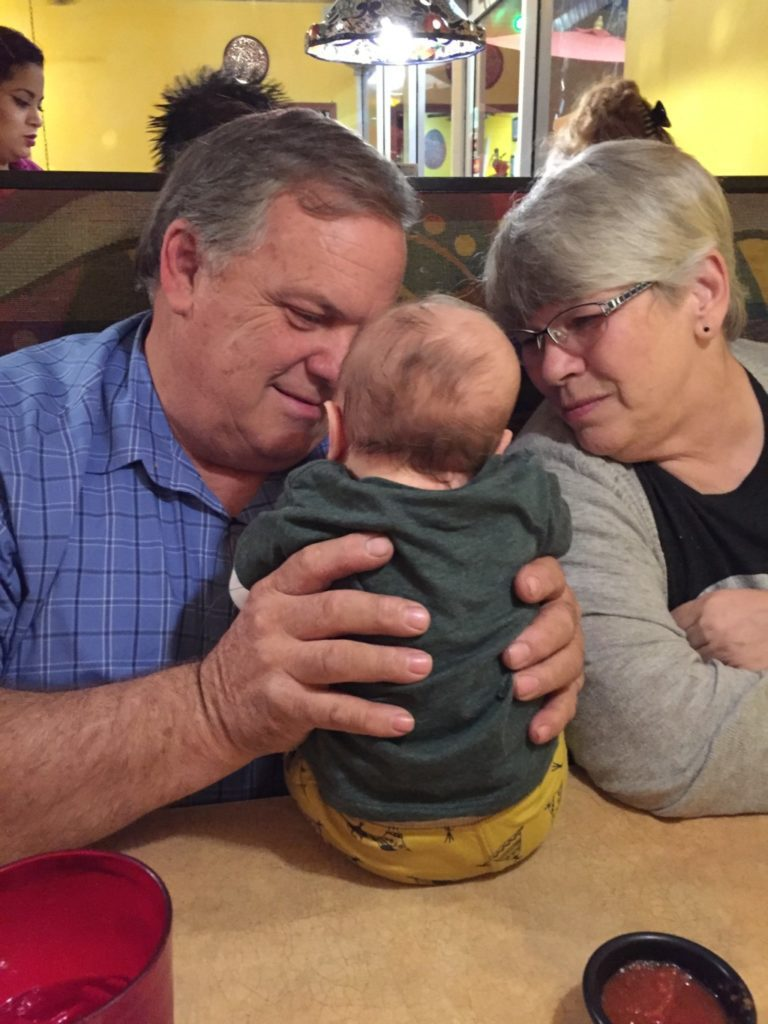 Honoring Our Lost Loved Ones on Grandparents Day - Columbia SC Moms Blog