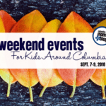 Weekend Events for Kids {Sept. 7-9}