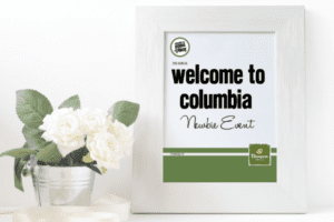 Welcome to Columbia - Newbie Event - Columbia SC Moms Blog