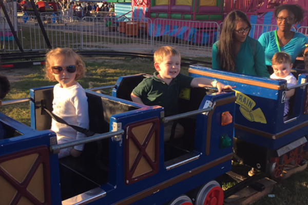 Tackling the SC State Fair with a Toddler - Columbia SC Moms Blog