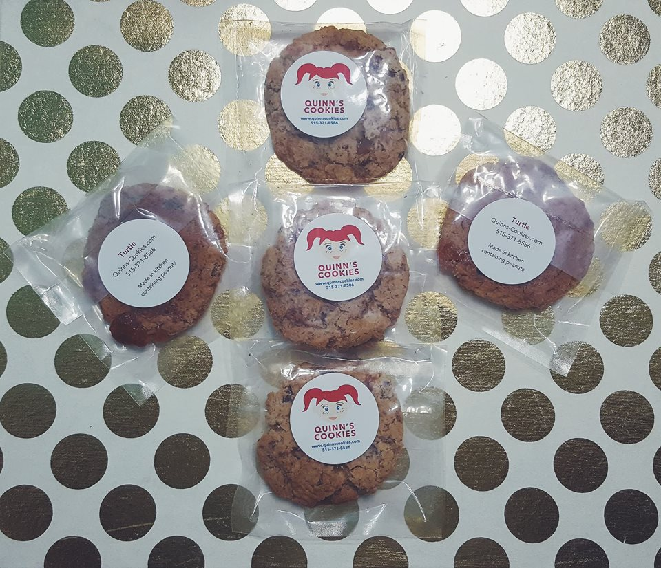quinns cookies-specialty baked goods-lactation cookie-breastfeeding-