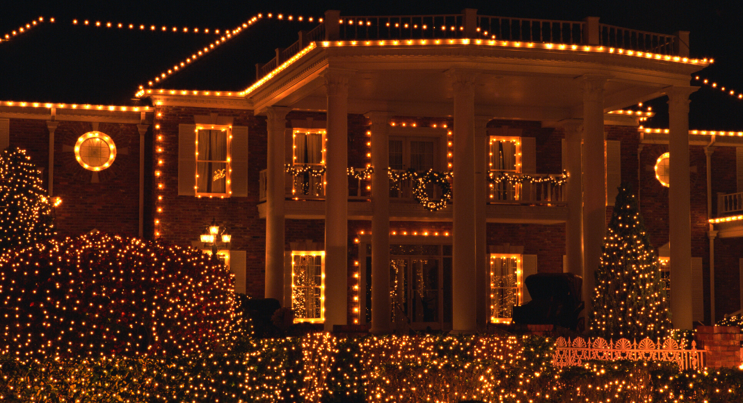 Guide to Holiday Lights in South Carolina