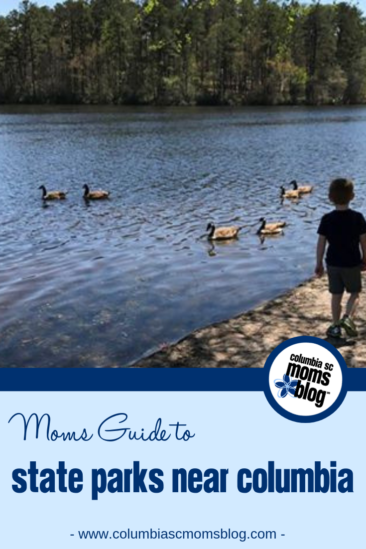 Moms Guide to State Parks Near Columbia